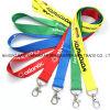 Custom Logo Printing Strap Neck Polyester Nylon Ribbon