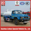 2-Axle 6000L Sewage Suction Tanker Truck