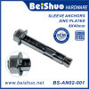 Concret Sleeve Anchor Bolt Hex Bolt Anchor