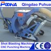 Mobile Concrete Road Surface Shot Blasting Cleaning Machine