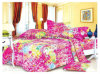 Factory Quilting Fabric Modern Bedspread Bedding Set Bed Cover Sheet
