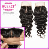 "3.5*4"" Silk Top Lace Deep Wave Brazilian Virgin Remy Hair"