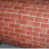 Brick Grain Color Coated Steel Coil