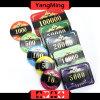 High - Grade Crown Poker Chip Set/ Custom Plastic Acrylic Casino Chip Set with Aluminum Case (YM-SCMA003)
