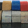 DIY Wedding Costumes Christmas Decoration Hand Sewing Stone 5mm Aluminum Mesh Rhinestone Paste Accessories (RM-01)