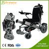 Adjustable Armrest Light Folding Electric Wheelchair for Sale
