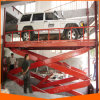 Ce Certfication Hydraulic Electric Scissor Lift for Car