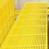 PVC Coated Steel Bar Grating