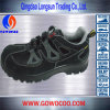 Summer Hot Sales Lace-up Suede Leather Fashion Safety Shoes (GWPU-1144)