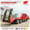 7 Meters Length Platform Low Loader Truck for Heavy Machine