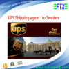 UPS International Shipping From China to Sweden