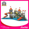 Caesar Castle Series 2018 Latest Outdoor/Indoor Playground Equipment, Plastic Slide, Amusement Park GS TUV (KC-002)