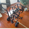 Garden Industrial Hose Reel Cart/ Steel Hose Cart/ Strong Hose Reel Cart