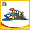 Animal World Series Children Outdoor Playground, Plastic Slide, Amusement Park GS TUV (DW-004)