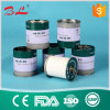 Snowflakes Tin Box Zinc Oxide Tape, Surgical Adhesive Tape with Ce ISO13485