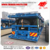 3 Axle Fence Semi Trailer Truck Trailer with 1000mm Side Wall