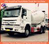 6X4 336HP 10m3 Sinotruk HOWO Concrete Cement Mixer Truck