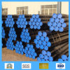 Black Seamless Carbon Steel Pipe for Liquid and Petroleum