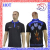 Wholesale High Quality Sublimated Dry Fit Men Golf Polo Shirt
