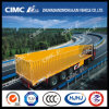 20-45FT 3axle Flatbed Semi Trailer