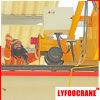 5 Ton Low-Clearance Single Girder Eot Bridge Crane