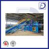High Pressure Semi-Automatic Straw Baler Machine