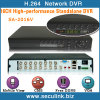 16channel H. 264 Security DVR (SA-2016V)