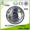 Auto LED Headlight 40W Hi-Lo Beam LED Motorcycle Headlight