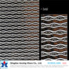 3mm-12mm Pattern Glass/Roller Glass for Furniture Glass