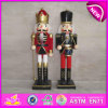 Hot New Product for 2015 Wooden Soldier Nutcracker, Cheap Wooden Toy Nutcracker Toy, Fashion Wooden Nutcracker Set W02A013