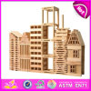2014 New Kids Wooden Building Blocks Toy, Creative Children Wooden Toy Blocks, Preschool Toys Building Baby Wooden Block W13A058