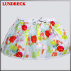 Flower Women Beach Shorts with Good Quality