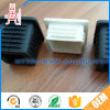 Transparent Square Silicone Rubber Hose with End Cap and Clip