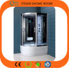 Luxury Steam Shower Room with High Tray
