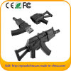 Customized PVC Gun Shape USB Flash Drive (EG641)