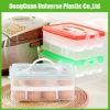 Portable Plastic Storage Box Double Egg (YW1036)