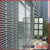 Electric Control Aluminium Roller Grille Door Industrial