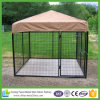 Hot Dipped Galvanized Welded Outdoor Dog Cage