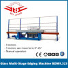Glass Angle Changing Machine of 9 Motor for 0-45 Degree Bevel Edging (BDM9.325)