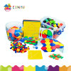 Plastic Math Manipulatives/Supplies/Resources (K068)