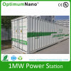 1mwh 1000kwh Energy Storage System Lithium LiFePO4 Battery Station