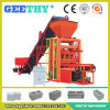 Brick Cutting Machine Qtj4-26c Brick Making Machine in Zambia