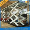 10t Heavy Duty Stationary Hydraulic Scissor Lift Table for Car