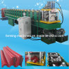 Ridge Cap Making Machine Ridge Cap Forming Machine Roll Forming Machine Step Tile Forming Machine