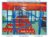 Storage Rack, Push Back Pallet Rack for Warehouse Storage