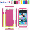 Walnutt III TPU+PC Hard Case for iPhone 6/6 Plus