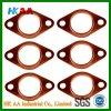 Flathead Copper Header Flange Exhaust Gaskets