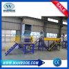 Germany Design Pet Bottle Flakes Washing Recycling Line