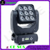 9X10W RGBW PRO Moving Heads Beam DJ Light Power LED Matrix