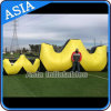 Portable W-Shape Inflatable Paintball Bunker Archery Target